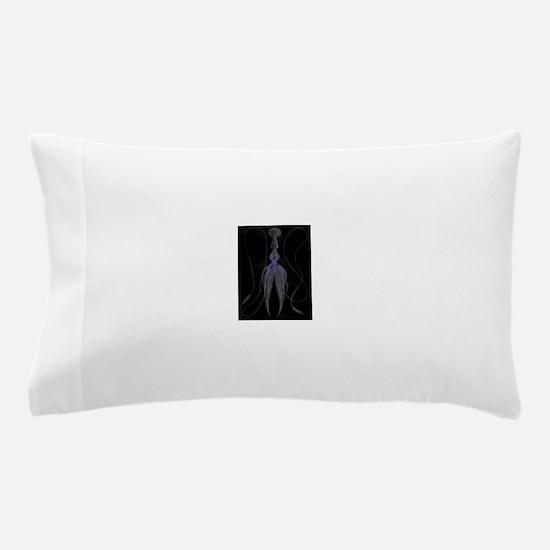 Blue Octopus Pillow Case