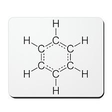 Benzene.png Mousepad