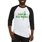 Year of the Gecko Baseball Jersey