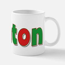 Ashton Christmas Mug
