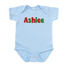 Ashlee Christmas Onesie