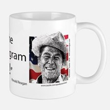 Ronald Reagan Small Small Mug