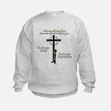 Unique Soldier of god Sweatshirt