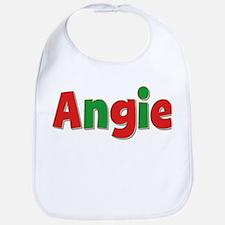 Angie Christmas Bib