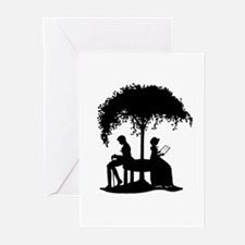 Jane Austen Lovers Greeting Cards (Pk of 20)