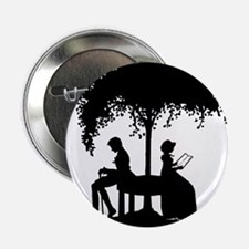"Jane Austen Lovers 2.25"" Button"