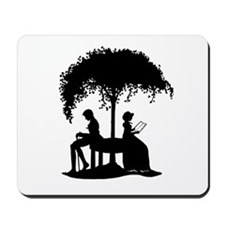 Jane Austen Lovers Mousepad