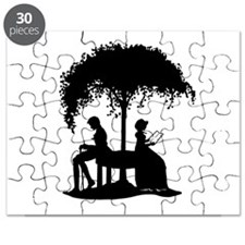 Jane Austen Lovers Puzzle
