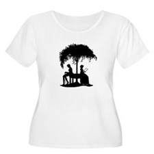 Jane Austen Lovers T-Shirt