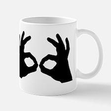 3 Point Goggles Mug