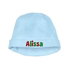 Alissa Christmas baby hat