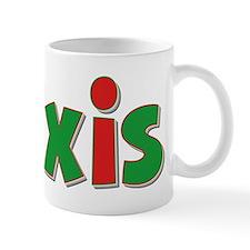 Alexis Christmas Mug