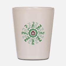 Paleo Power Wheel Shot Glass
