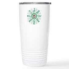 Paleo Power Wheel Travel Mug