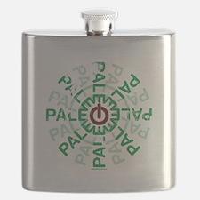 Paleo Power Wheel Flask