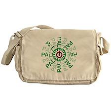 Paleo Power Wheel Messenger Bag