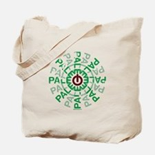 Paleo Power Wheel Tote Bag