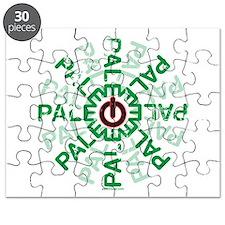 Paleo Power Wheel Puzzle