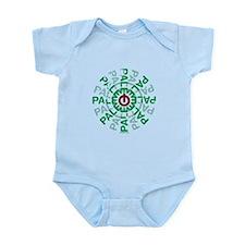 Paleo Power Wheel Infant Bodysuit