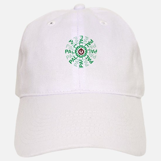Paleo Power Wheel Baseball Baseball Cap