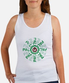 Paleo Power Wheel Women's Tank Top