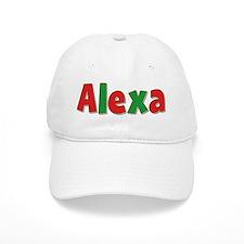 Alexa Christmas Baseball Cap