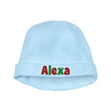 Alexa Christmas baby hat