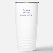 Cute Rehab Travel Mug