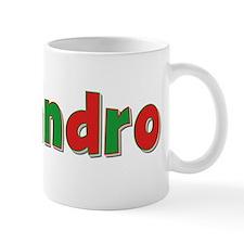 Alejandro Christmas Mug
