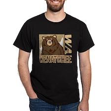Wenatchee Grumpy Grizzly T-Shirt