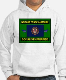 NEW HAMPSHIRE NUTS Hoodie