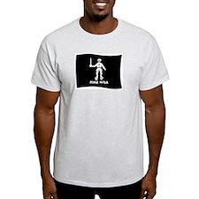 Ash Grey Pirate T-Shirt