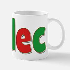 Alec Christmas Mug