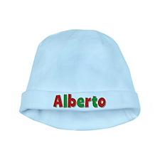 Alberto Christmas baby hat