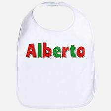 Alberto Christmas Bib