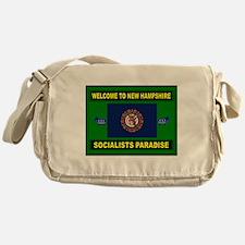 NEW HAMPSHIRE Messenger Bag