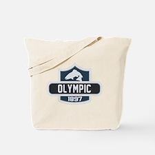 Olympic Nature Badge Tote Bag