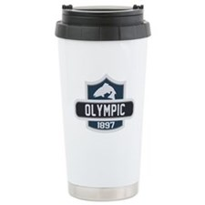 Olympic Nature Badge Travel Mug