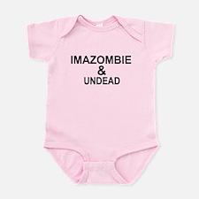 IMAZOMBIE UNDEAD Infant Bodysuit