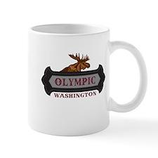 Olympic Fleur de Moose Mug