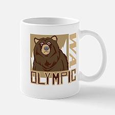 Olympic Grumpy Grizzly Mug