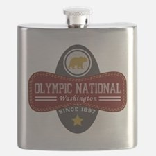 Olympic Natural Marquis Flask