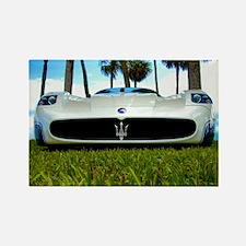 Maserati Rectangle Magnet