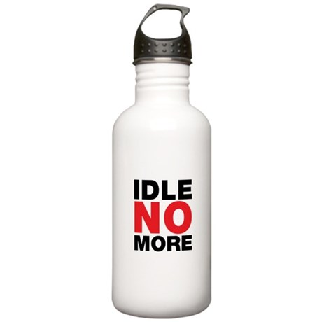 Idle No More Stainless Water Bottle 1.0L