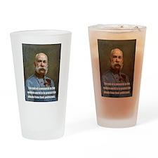 Franz Josef I Drinking Glass