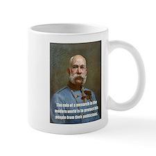 Franz Josef I Mug