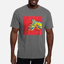 red_dragon_tile.png Mens Comfort Colors Shirt