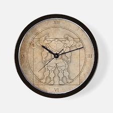 Cute Musclehedz Wall Clock