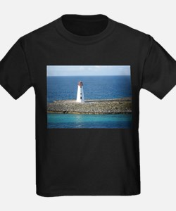 Lighthouse in the Bahamas T