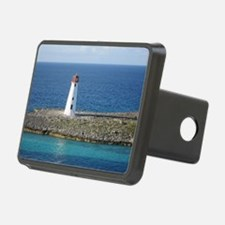 Lighthouse in the Bahamas Hitch Cover